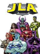 正义联盟:永世之磐石漫画